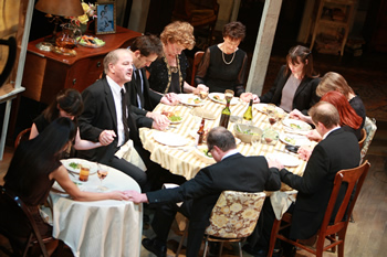 """August: Osage County,"" Imperial Theatre, NYC, 2007. Photo: Joan Marcus"